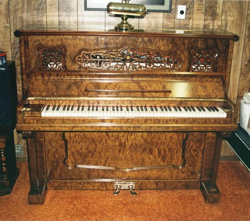 Mark Calkhoven, Registered Piano Technician : Calgary, Alberta